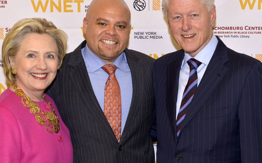 Clintons Honor Angelou at Schomburg Screening of Maya Angelou: And Still I Rise